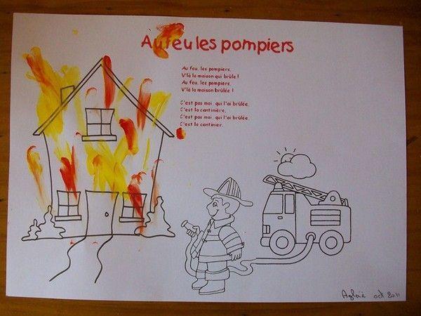 Au feu les pompiers for Au feu les pompiers la maison
