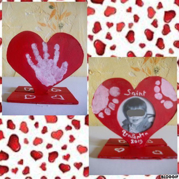 St valentin - Fabriquer un cadeau de saint valentin ...